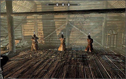 Image result for skyrim with friends like these quest