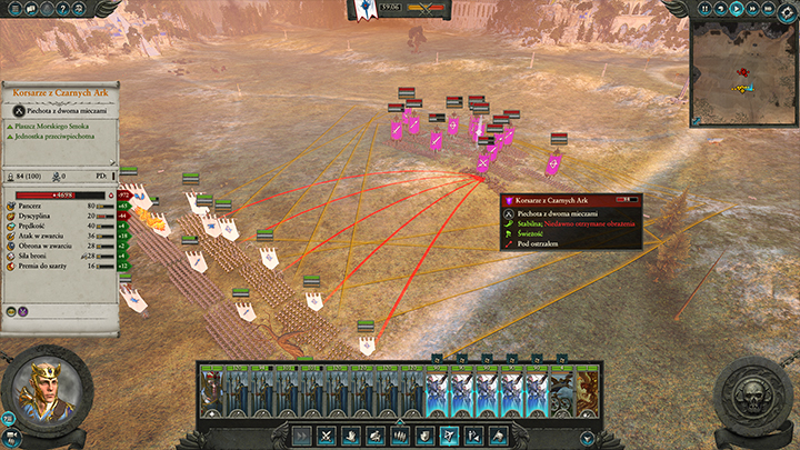 Lothern - advice. tips   Factions - Total War: Warhammer II Game Guide   gamepressure.com