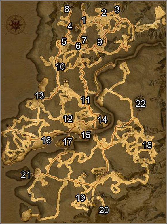 Tdu2 Map : Worlds, ELAMP
