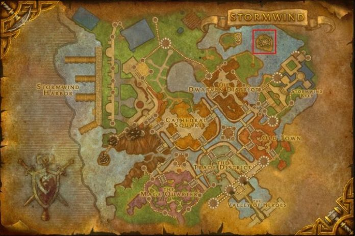 How To Get To Silithus And Begin A Dying World Quest In Wow Battle For Azeroth World Of Warcraft Battle For Azeroth Game Guide Gamepressure Com