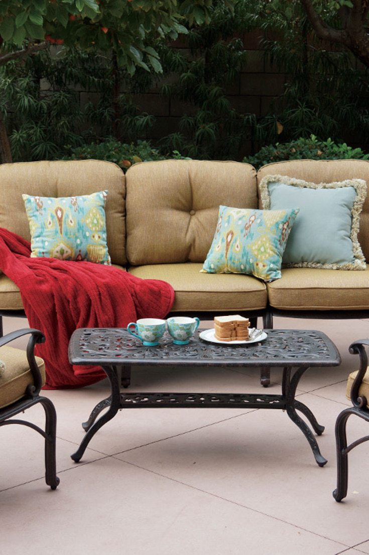 3 Tips For Buying The Best Outdoor Furniture For Your Patio