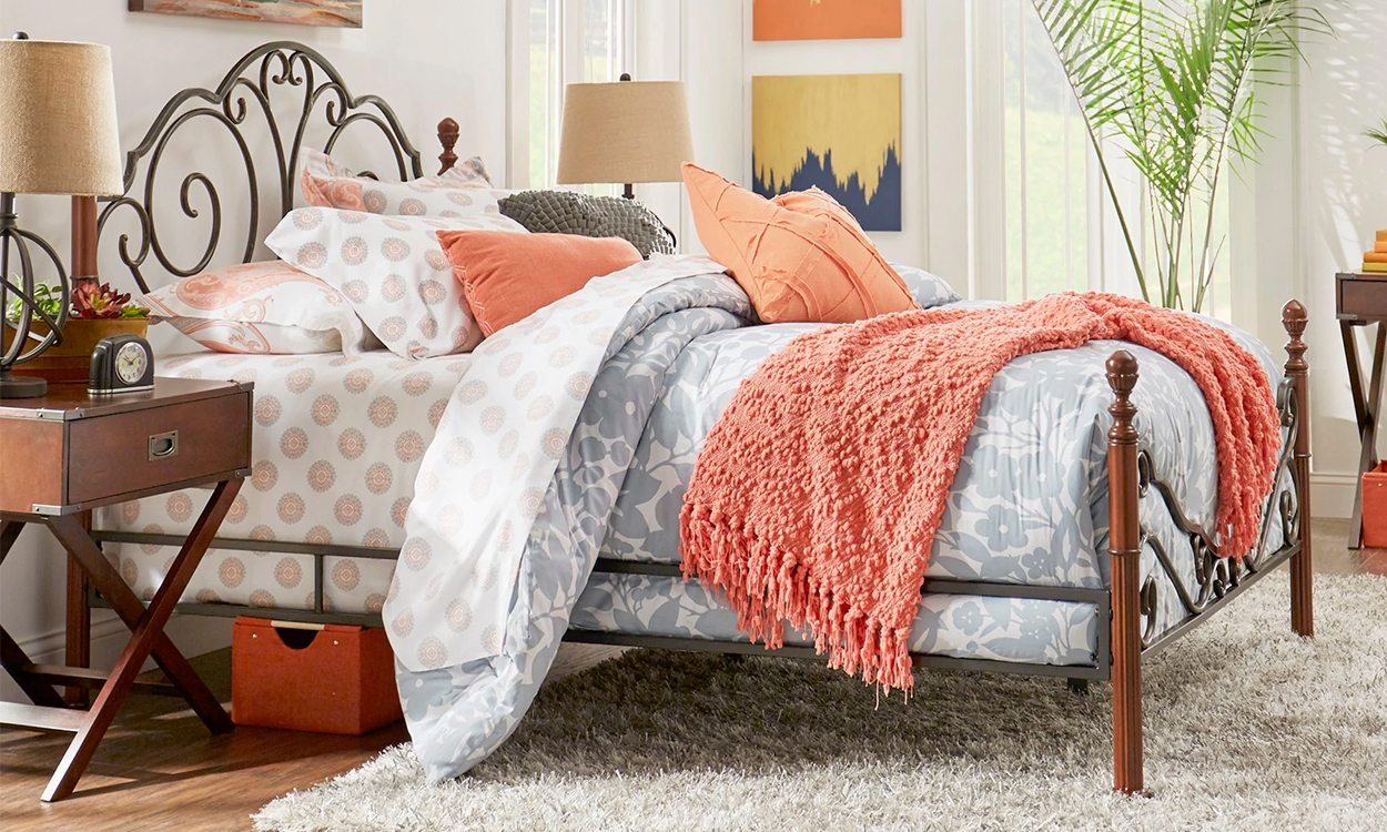 5 ways to choose the perfect bedroom rug - overstock