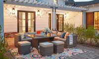 How to Keep Outdoor Area Rugs Looking New - Overstock.com
