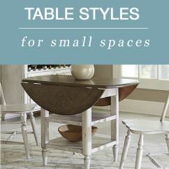 Drop Leaf Kitchen Tables For Small Spaces Ikea Sink Accessories Top 5 Table Styles Overstock Com