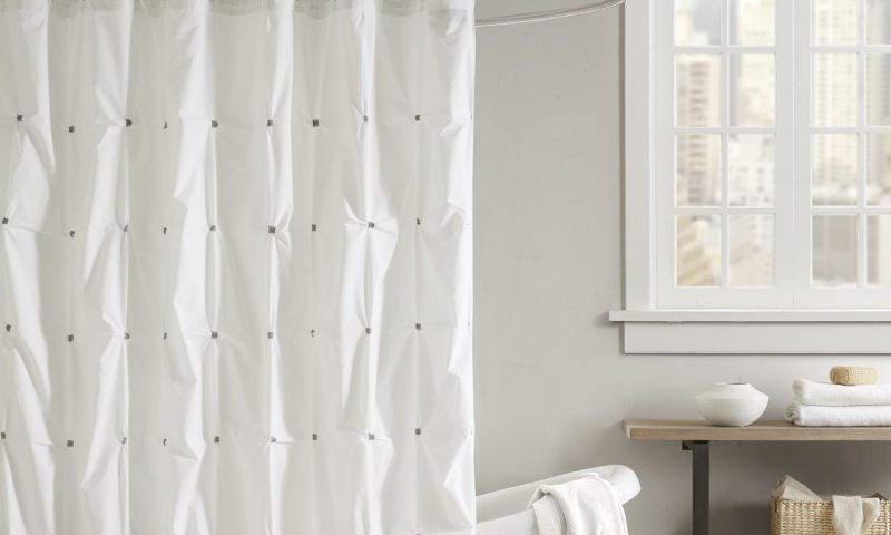 How to clean polyester curtains for How to clean bathroom curtain