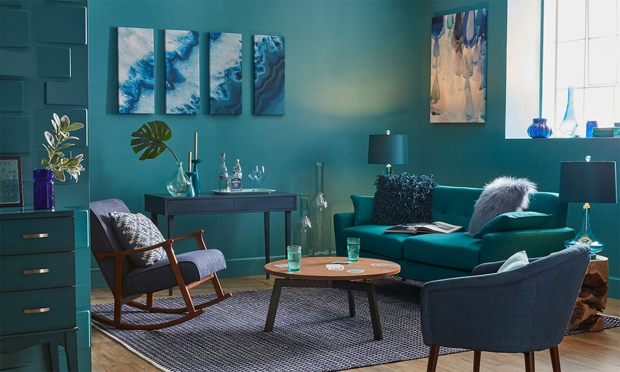 How to Decorate with a Monochromatic Color Scheme
