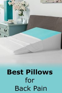 Top 6 Best Pillows for People with Back Pain - Overstock.com