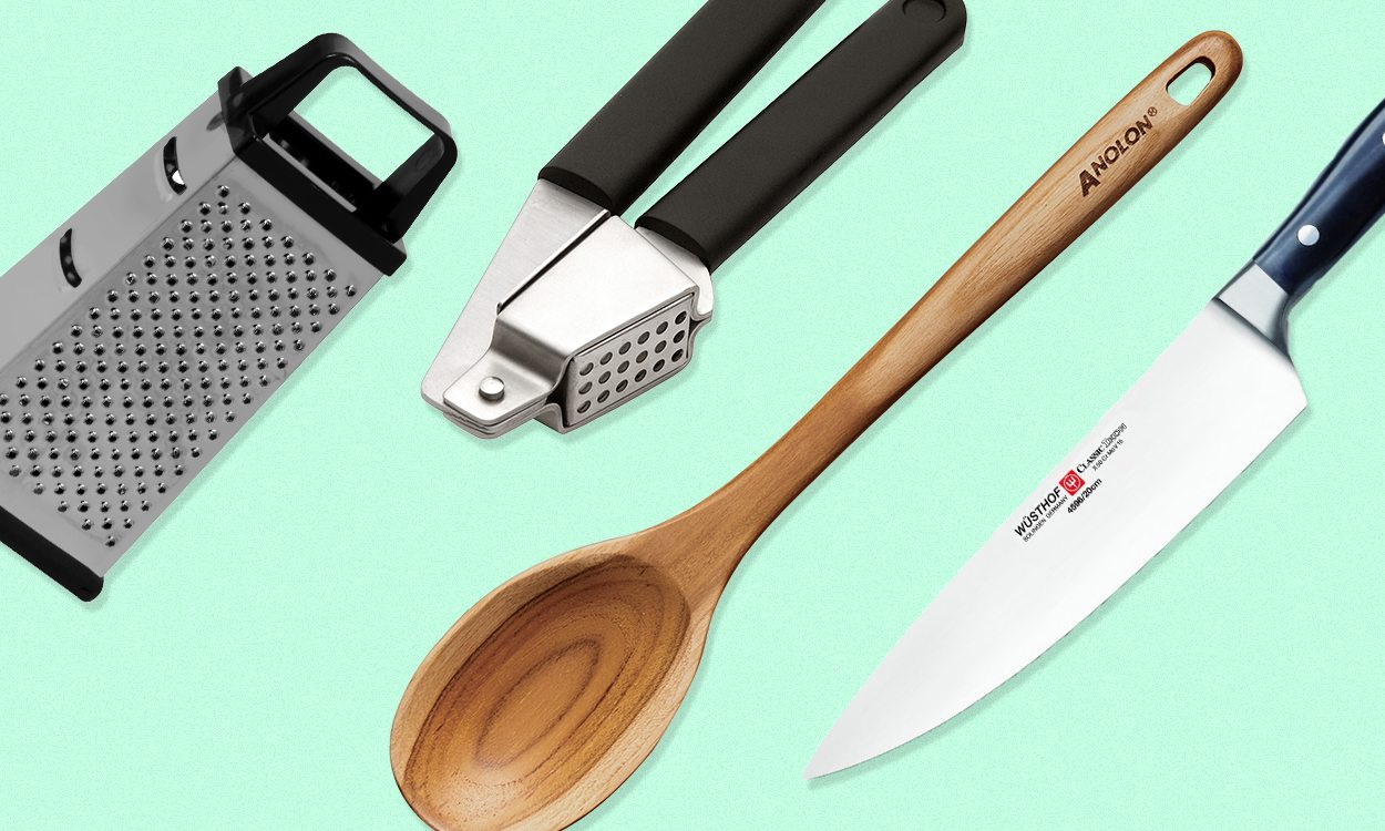 Five Top Must Have Kitchen Tools and Gadgets for Cook
