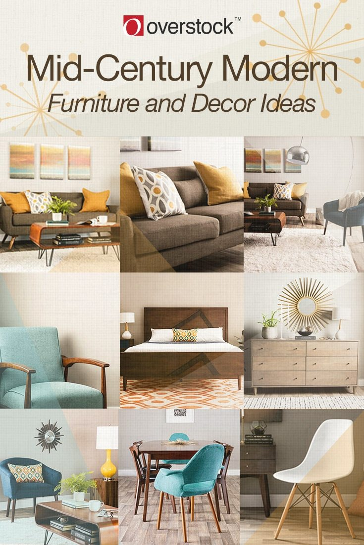 Mid Century Modern Furniture Decor Ideas Overstock Com