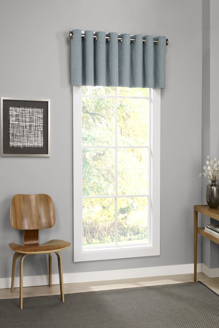 living room window valances wall mirrors 6 valance styles that look great in any best for windows