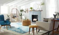 Fresh & Modern Beach House Decorating Ideas - Overstock.com