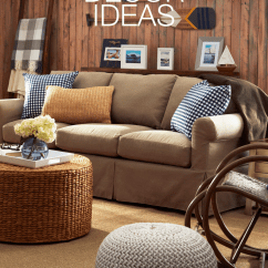 Lake House Living Room Ideas Coffee Table Design Decor A Cottage Style Family Favorite