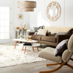 Best Size Rug For Living Room Colour Scheme With Light Brown Sofa How To Pick The And Placement Overstock Com Showing That Furniture Has All Legs Off Area