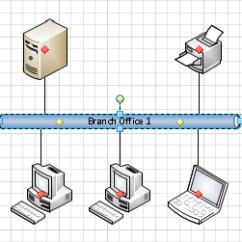 Visio 2010 Network Diagram Wizard Plant Clip Art Microsoft Building Basic Diagrams Important