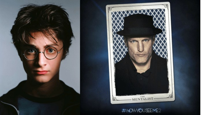 Mentalist in Now You See Me 2 Vs Harry Potter