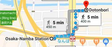 osaka-namba-station-google-maps