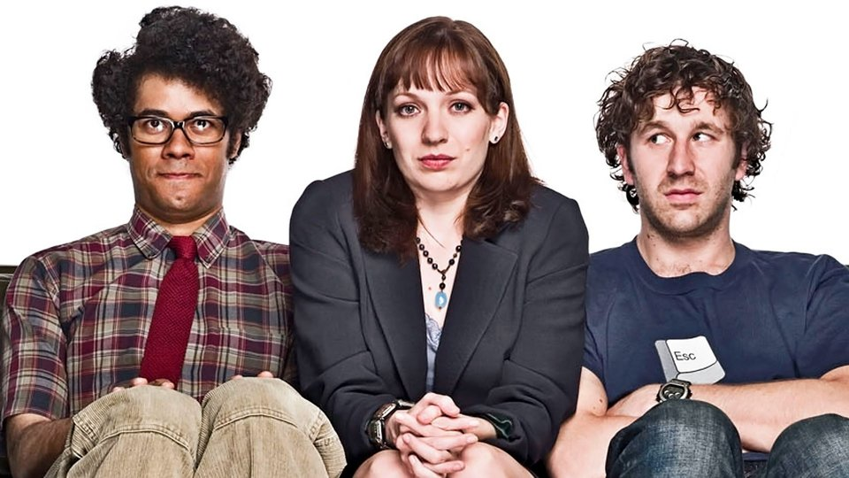 British The IT Crowd