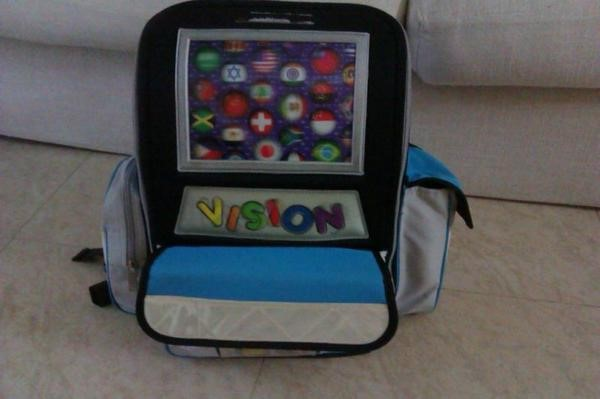 Vision School Bag Every 90s Singaporean Kid Throwback