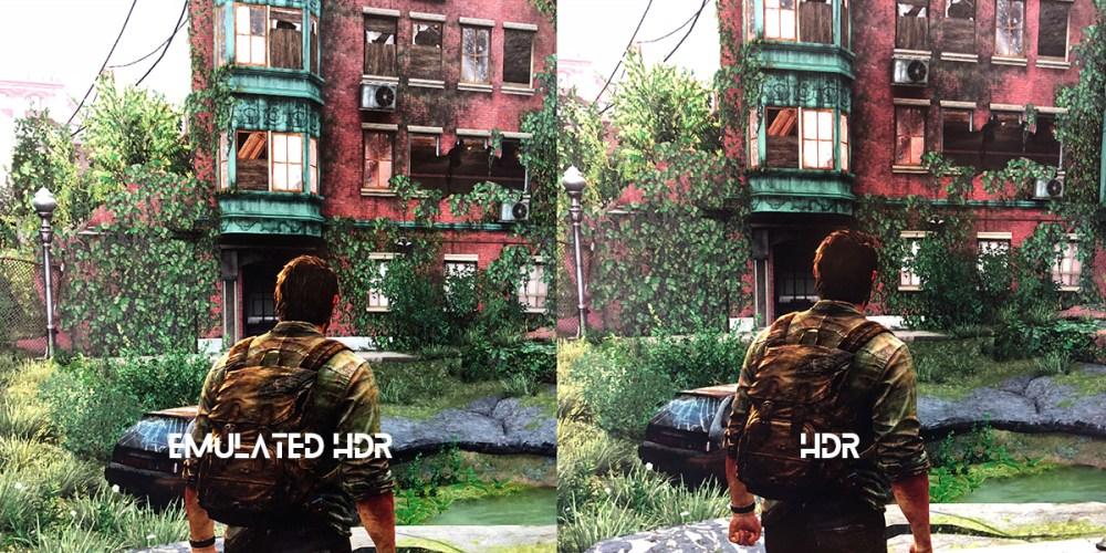 Emulated vs HDR jpg