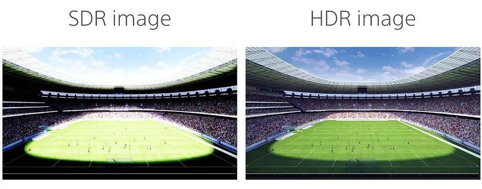 SDR图像与HDR图像