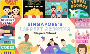 Telegram Collective Singapore Telegram Channels