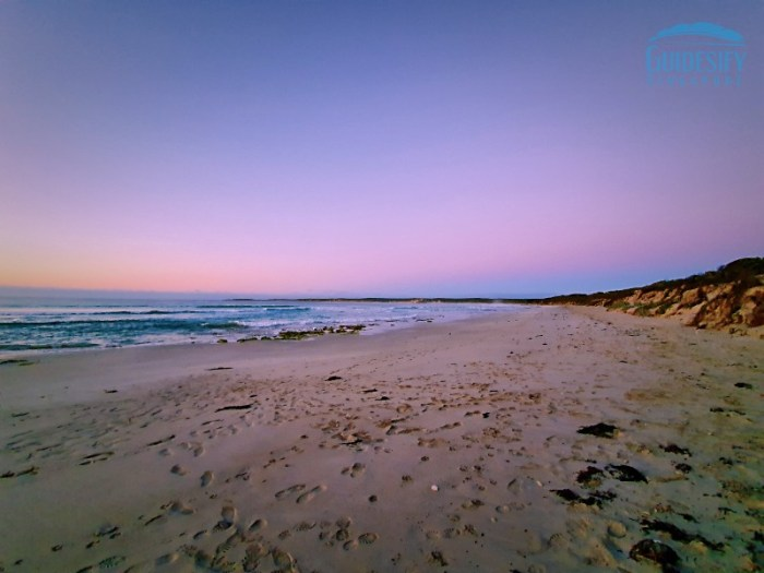 Vivonne Bay Beach Sunrise Kangaroo Island