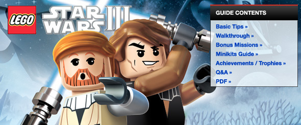 Lego Star Wars Iii The Clone Wars Xbox360 Walkthrough