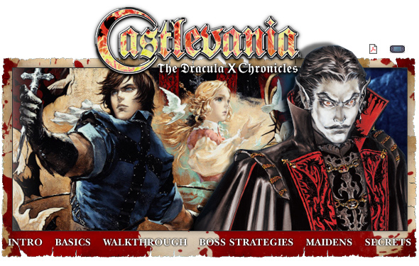 Castlevania The Dracula X Chronicles Psp Walkthrough And Guide Page 5 Gamespy