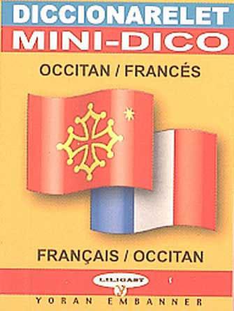 Traduction Occitan-français Première : traduction, occitan-français, première, Mini-Dictionnaire, Occitan-Français, Français-Occitan