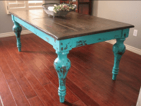 Decorating with Distressed Furniture | Home, Furniture ...