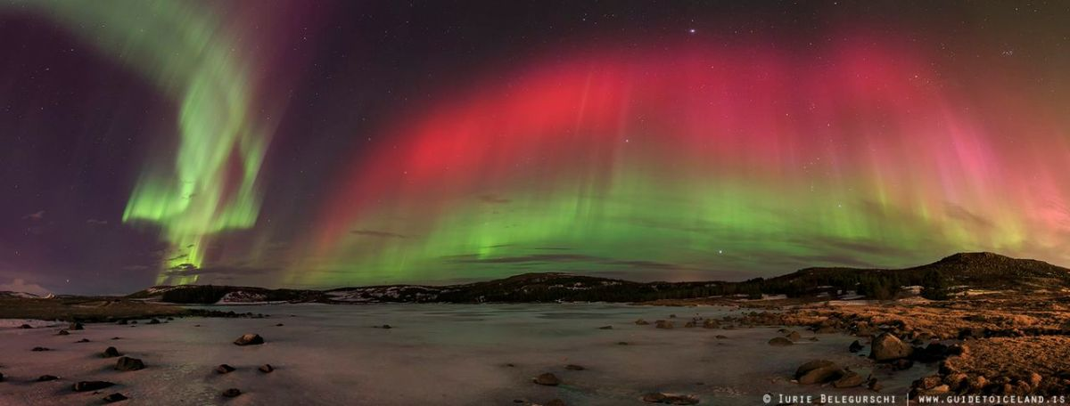Best Time Night See Northern Lights