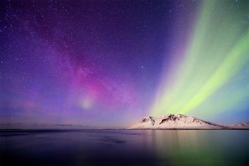 Trip Iceland Northern Lights