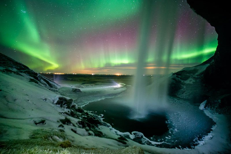 Best Conditions Northern Lights