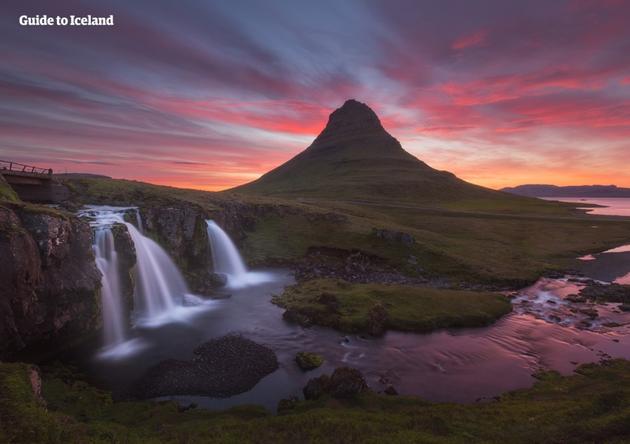 National Geographic Wallpaper Fall Kirkjufell Guide To Iceland