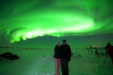 northern lights hunt superjeep