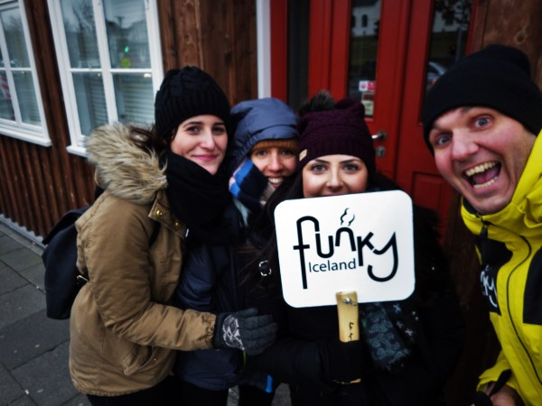 Funky Reykjavik Food & Beer Walk Guide Iceland