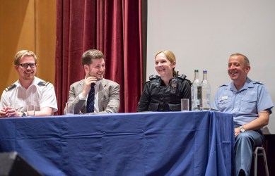 Photo by Liz Finlayson/Vervate LVS Ascot Routes to the World of Work 2018 -