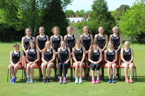 athletics 18 girls