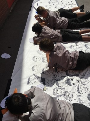 Junior School Big Draw