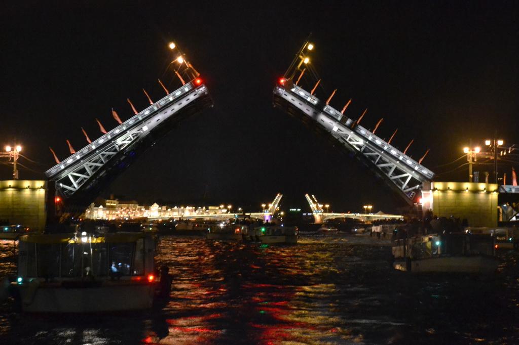 Raising bridges