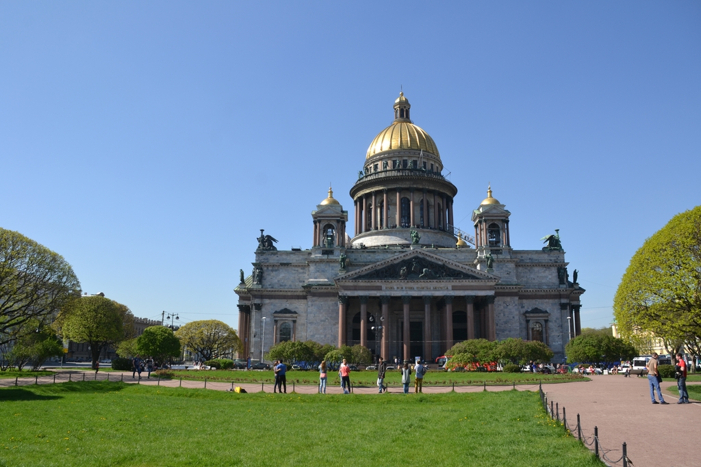 Isaak Cathedral