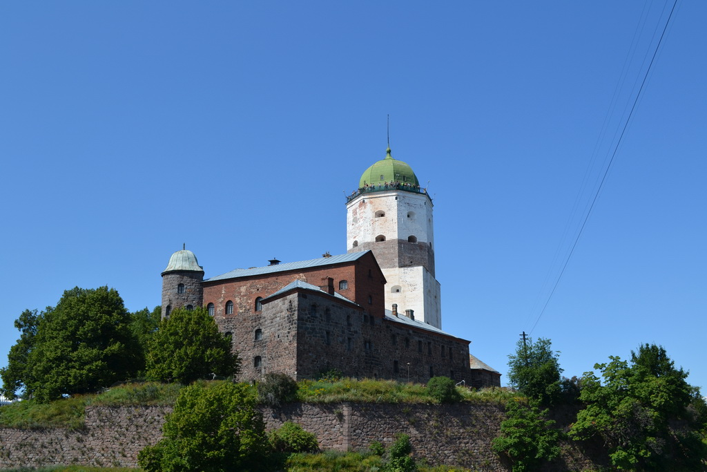 one more picture of Vyborg Castle