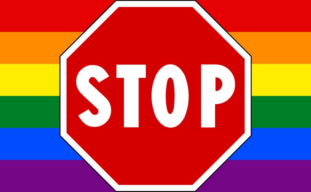 Stop LGBT