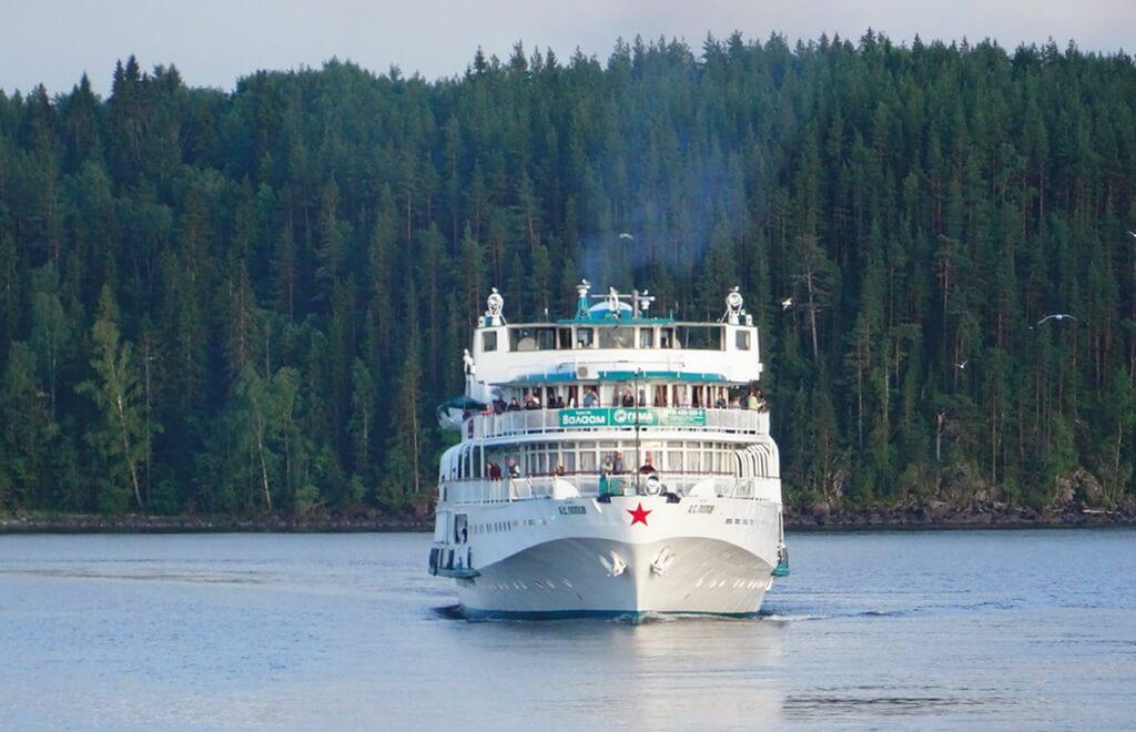 ship to Valaam