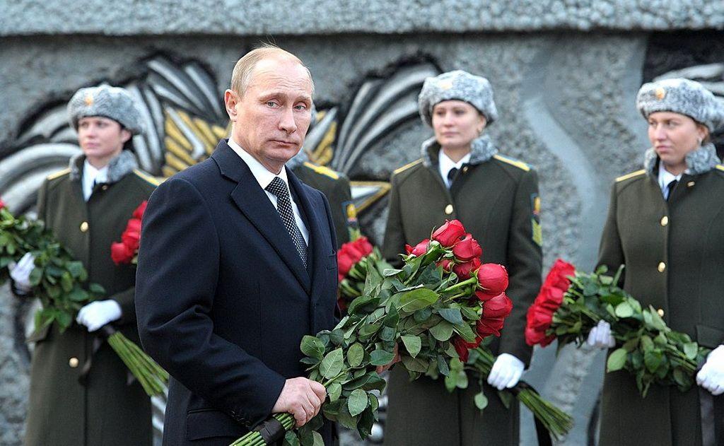 Putin 23 Febriary
