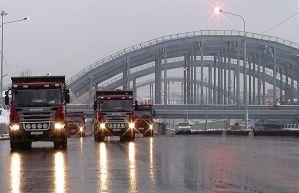 American bridges St Petersburg