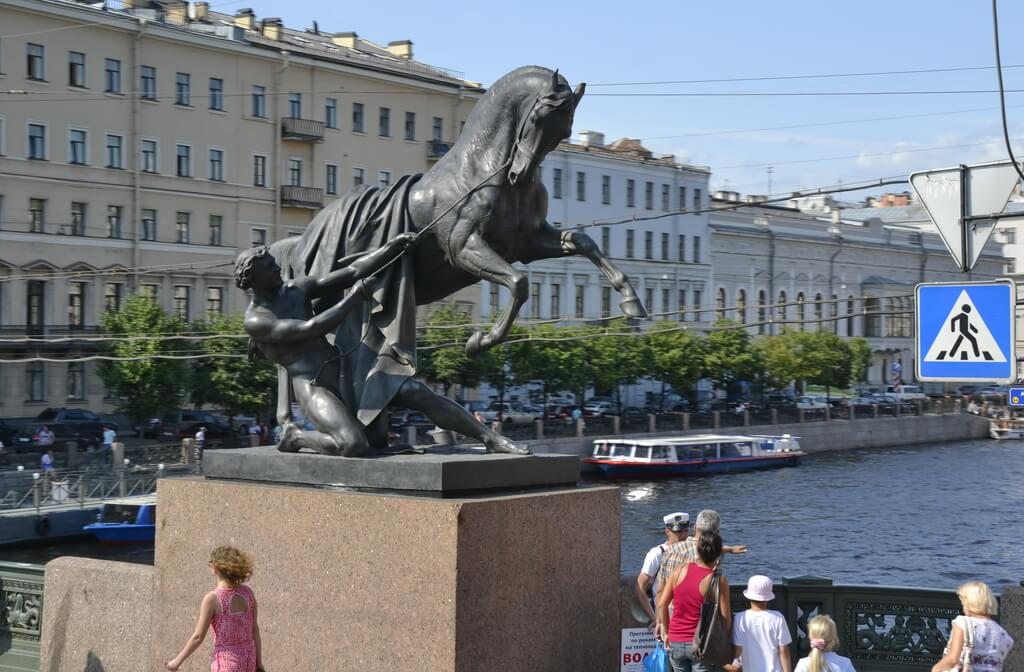 Anichkov's bridge