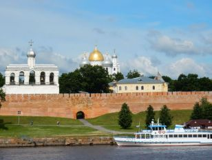 Sightseeings Of Veliky Novgorod