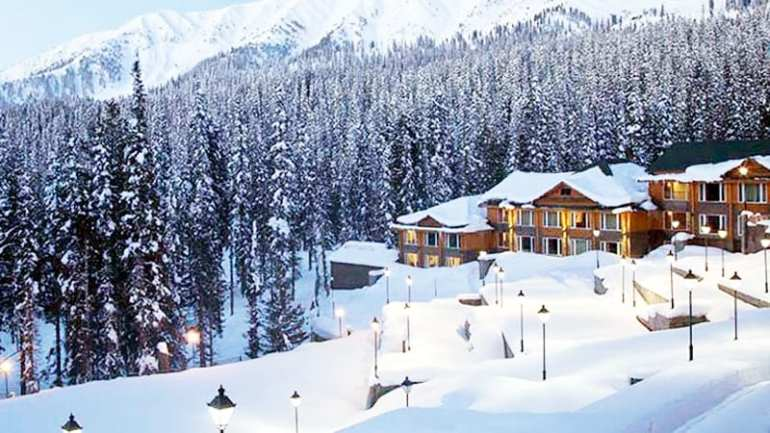 Gulmarg- tourist places in kashmir