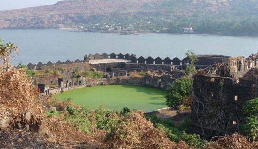 Alibaug tourist places